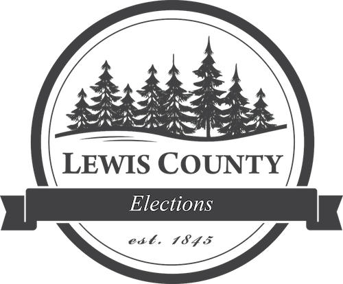 Link to Lewis County Elections homepage